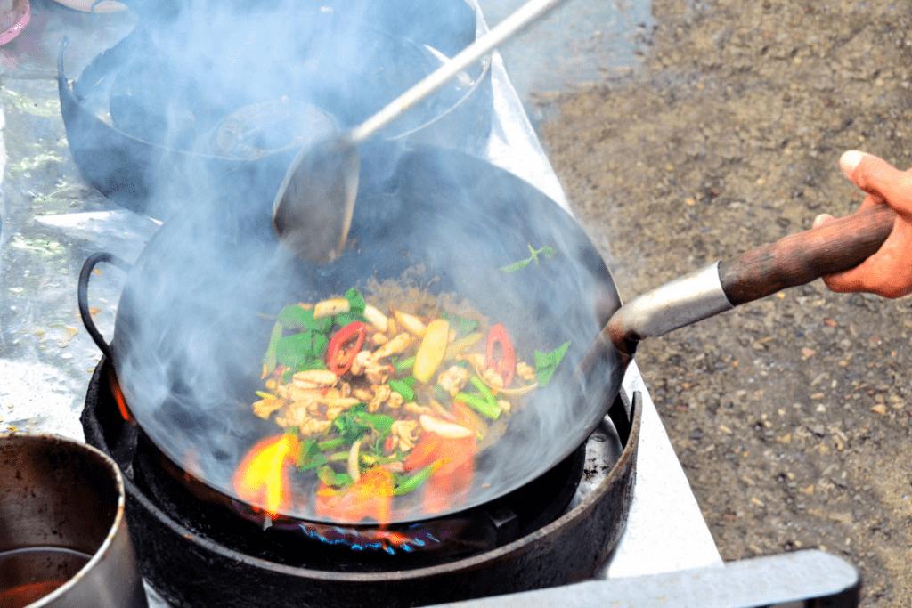 best outdoor wok burner - featured image
