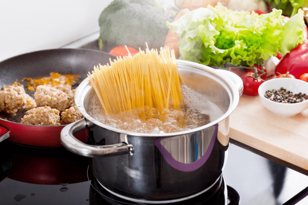 Cooking Methods - Boil