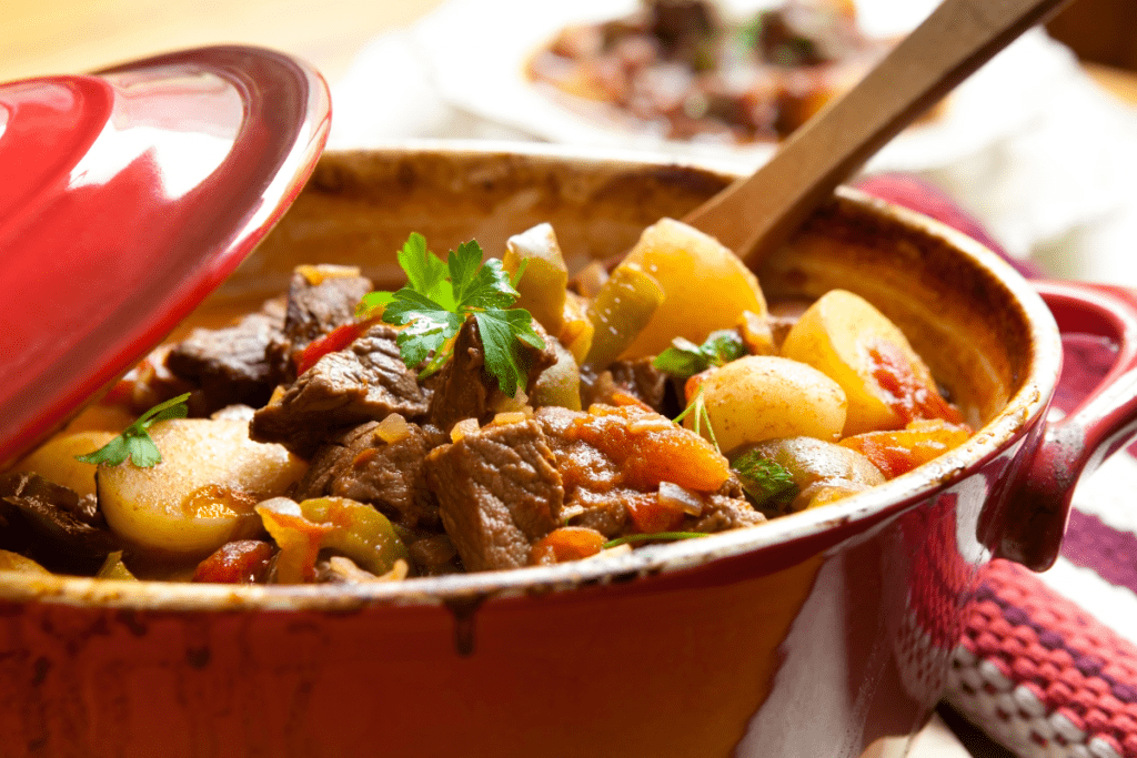 Cooking Methods - Stew