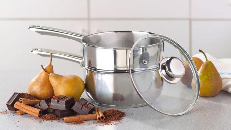 titanium cookware coating