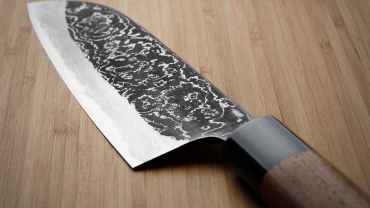 best damascus kitchen knives for ultimate slicing experience