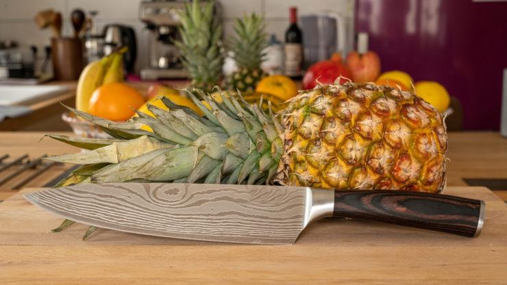 best damascus kitchen knives