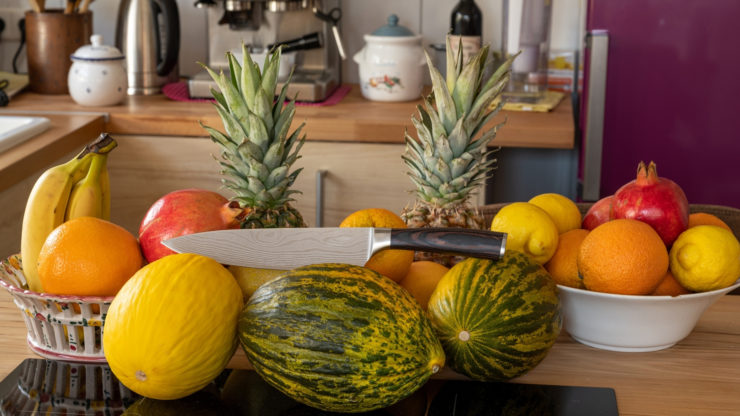 best damascus kitchen knife buying gude