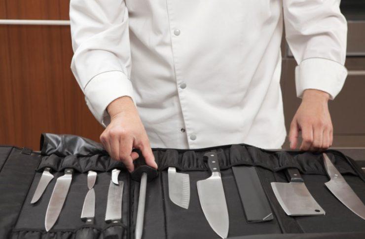 roll knives