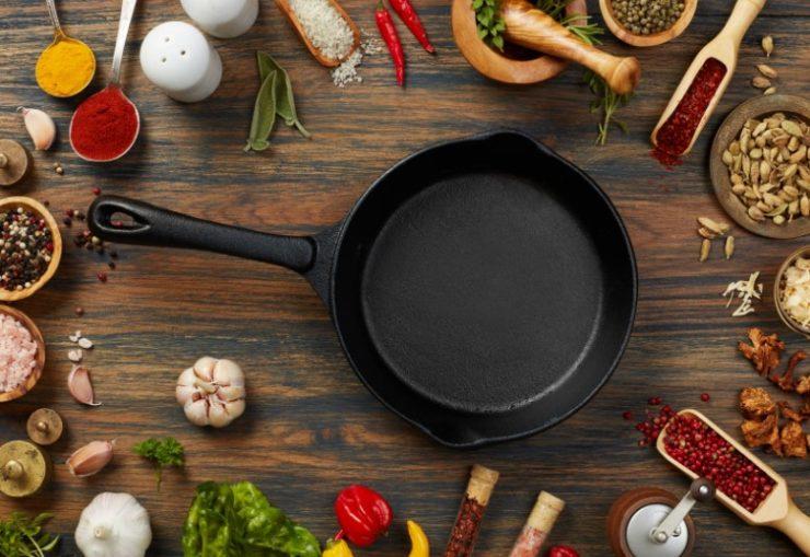 basic cooking ingredients