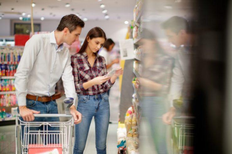 team shopping