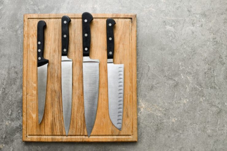 types of knife edges
