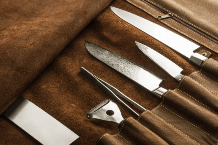 great knife roll